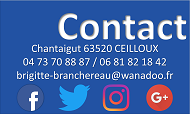 contact, lien vers la page contact